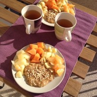 Miam o'fruit: la colazione che ti farà dimenticare cornetto e cappuccino
